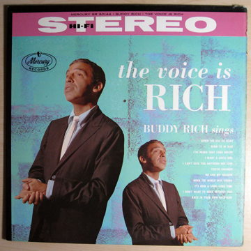 The Voice Is Rich