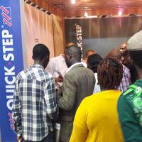 Quick-Step at the 28th Kenya Homes Expo 2019