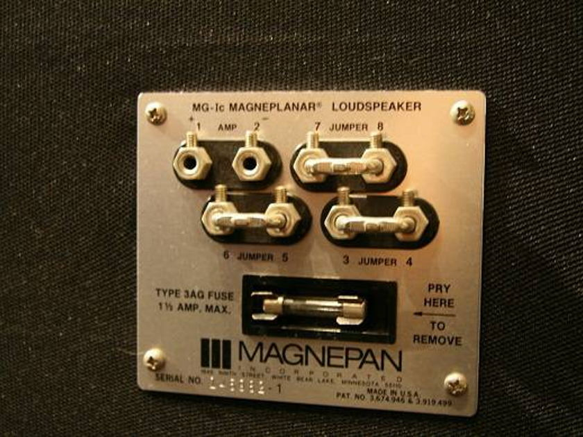 Magnepan MG Ic