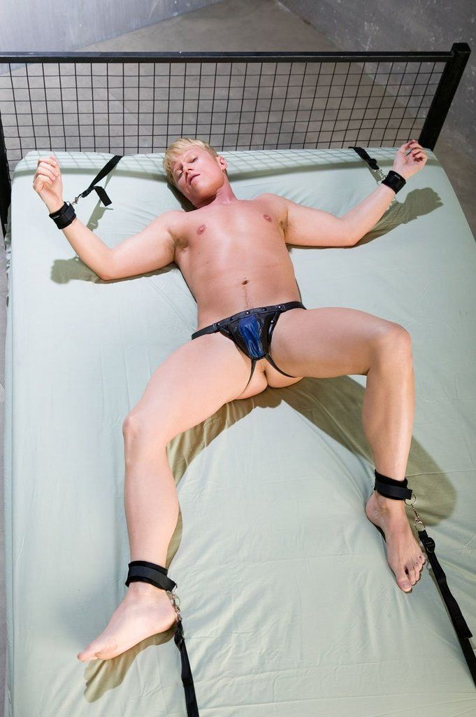 Manbound Under the Bed Restraint System