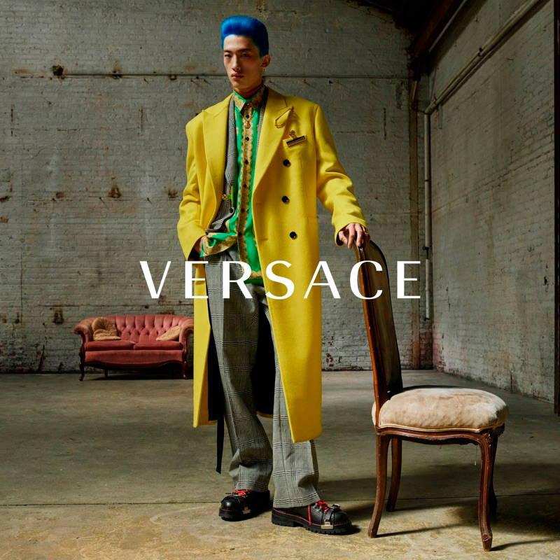 versace men's collection