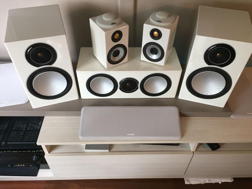 Monitor Audio Silver 2/Silver Center/Radius 90