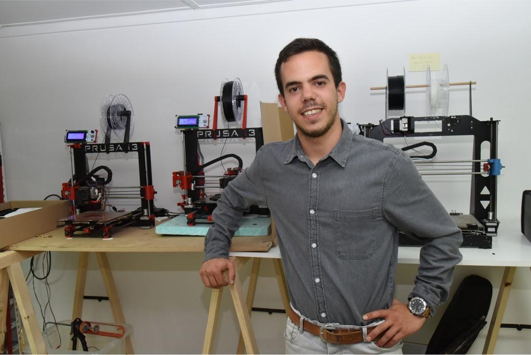 Francisco Tenente, CEO & Founder