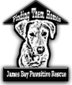 Finding Them Homes - James Bay Pawsitive Rescue logo