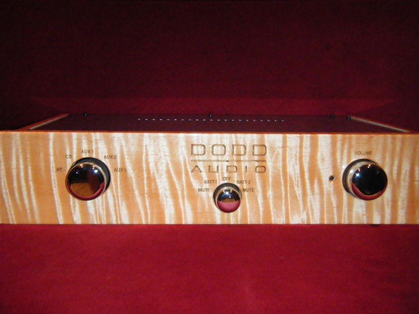 DODD BATTERY PRE-AMP BIRDSEYE MAPLE