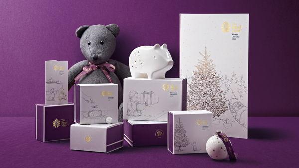 The Royal Mint Prestigious Christmas Collection 2019