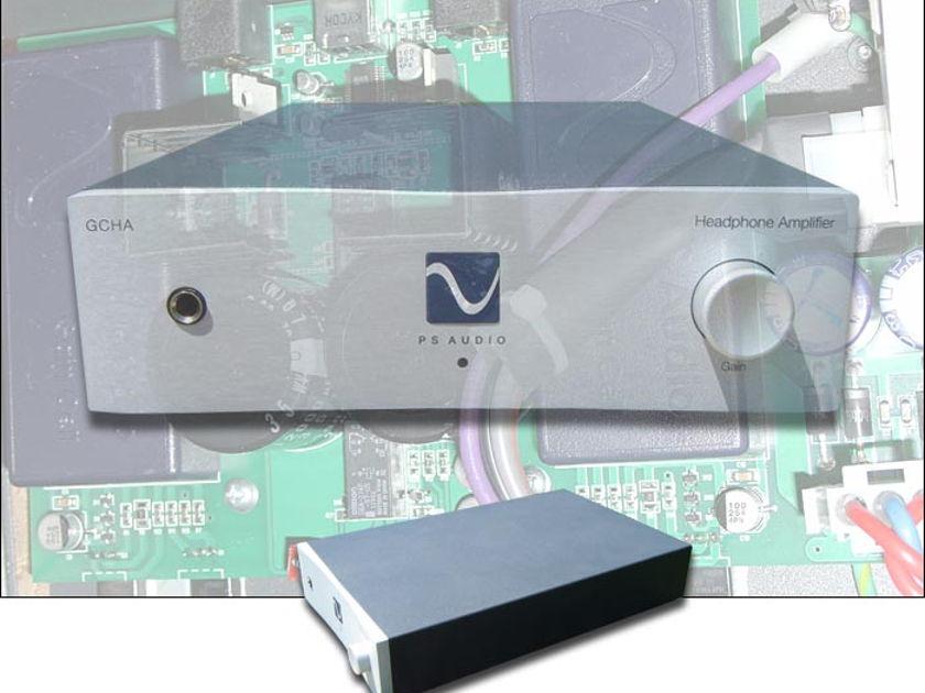 PS Audio GCHA Headphone Amplifier - NICE!