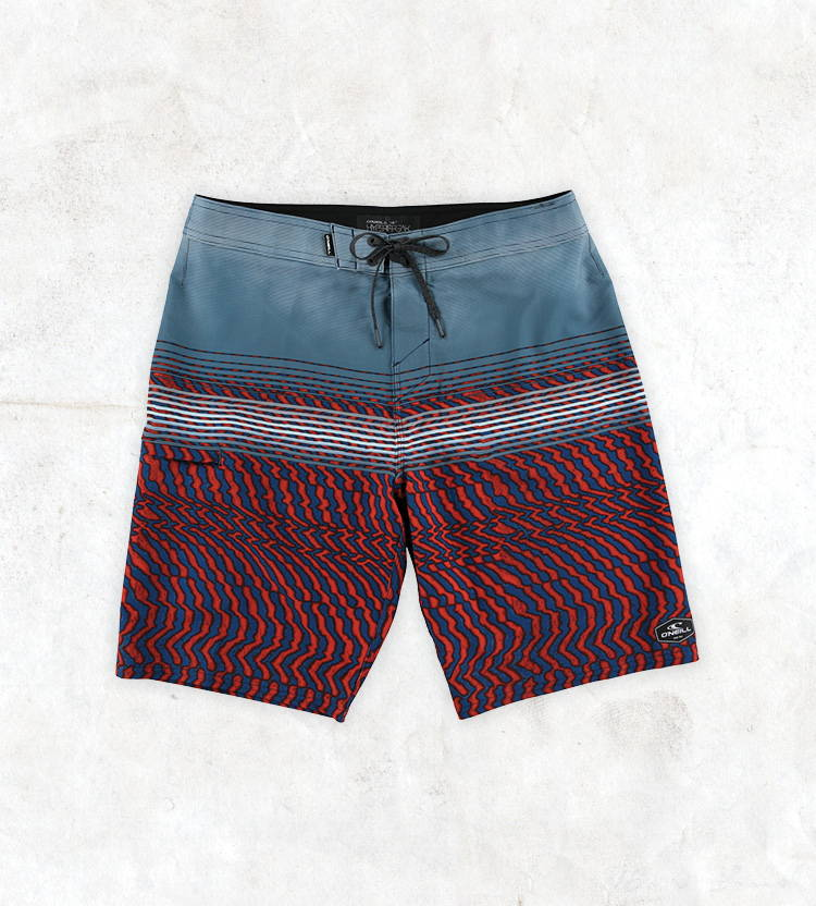 Hyperfreak Wavelengths Boardshort