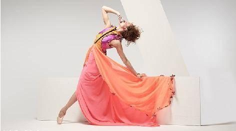 carolina aguero, principal dancer with the hamburg ballet