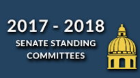 2017 Senate Standing Committees