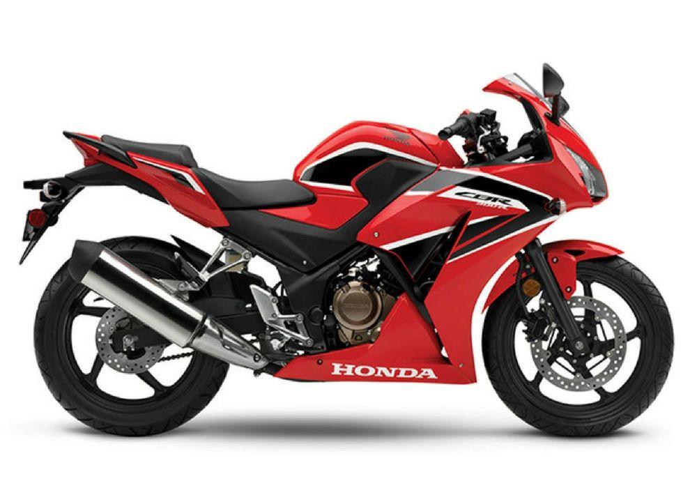2017 HONDA MOTORCYCLES CBR300R