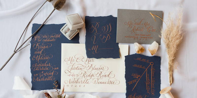 Creating a Wedding Inspiration Board