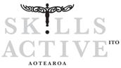 Skills Active Aotearoa logo