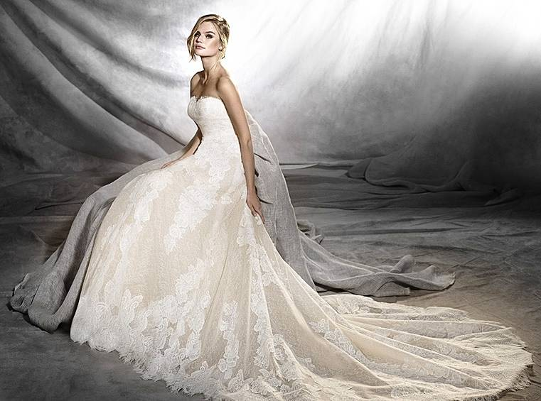 PRONOVIAS OFELIA DRESS