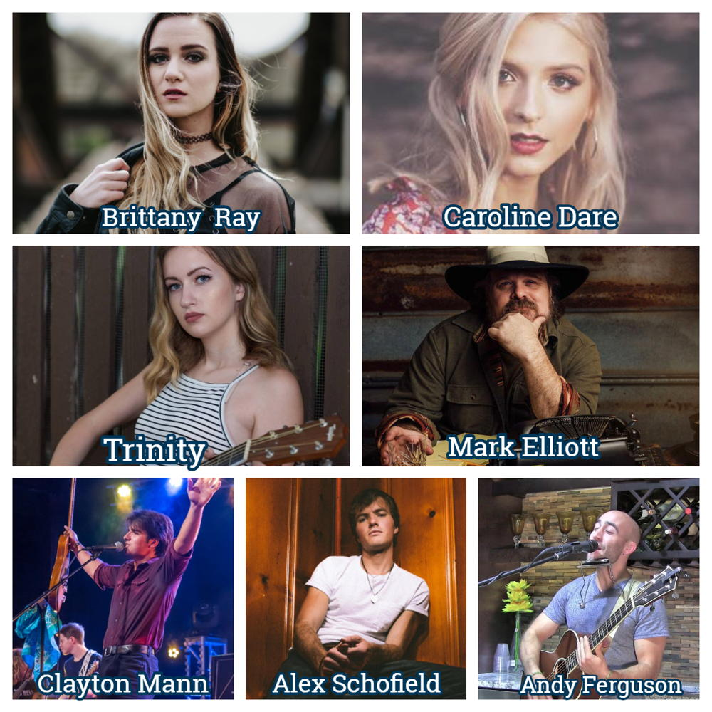 Picture of Every night we have live entertainment with incredibly talented artists & songwriters!