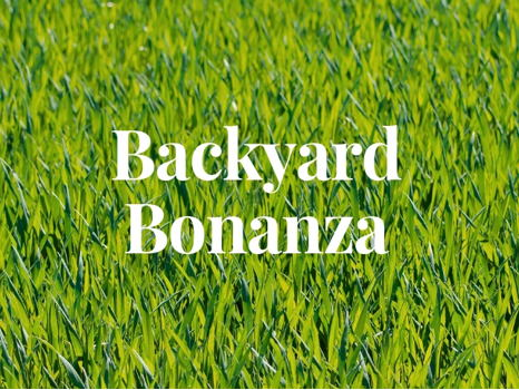 Backyard Bonanza