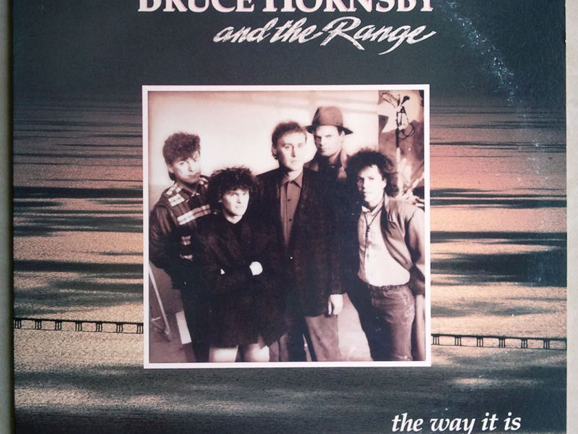 Bruce Hornsby and the Range - - The Way It Is / NM