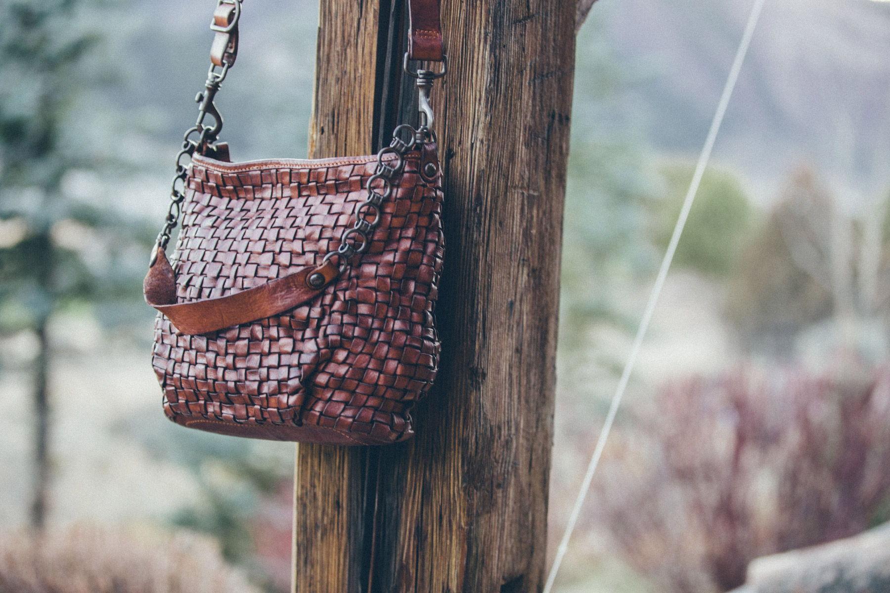 Campmaggi Basketweave Bag