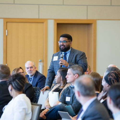 Picture of  Confronting Systemic Racism in Organizations: What is the ethical duty of leaders to create equity within and through their company?