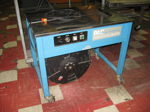 PAC poly strapping machine