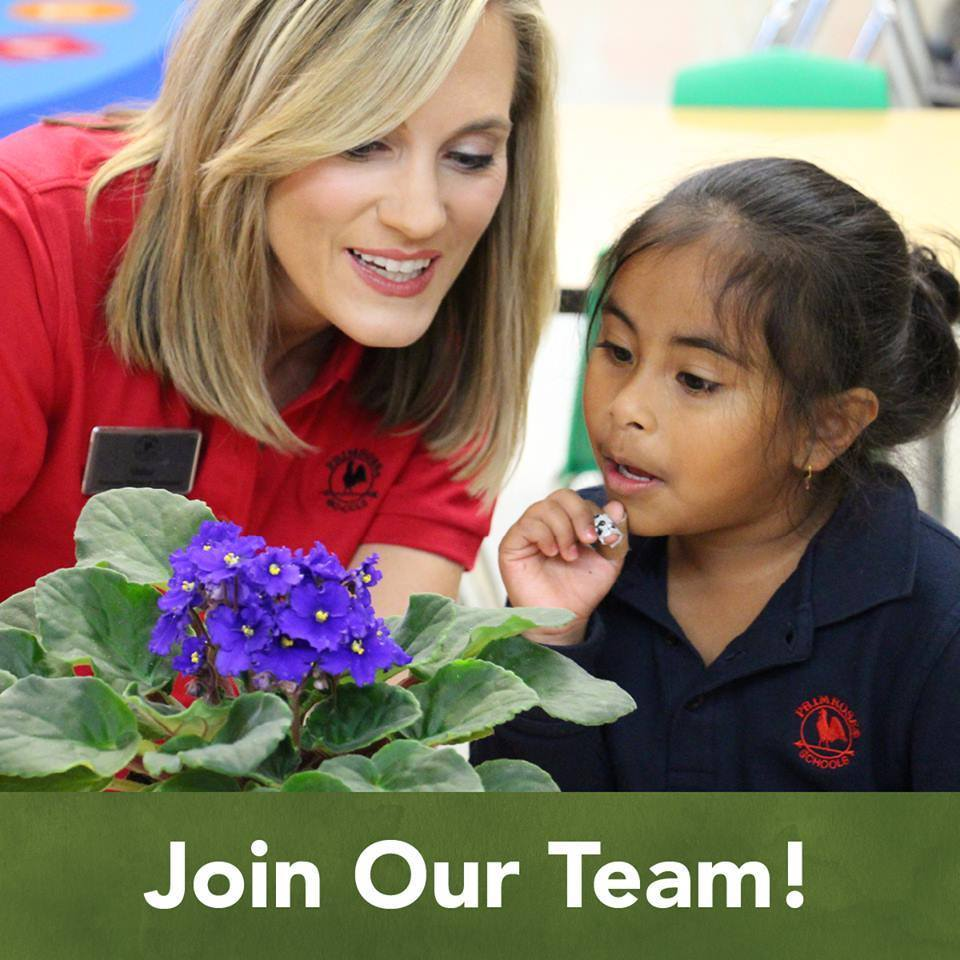 Join Our Team! - Primrose School of Ken Caryl | Daycare and