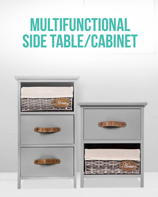 Multifunctional Sidetable