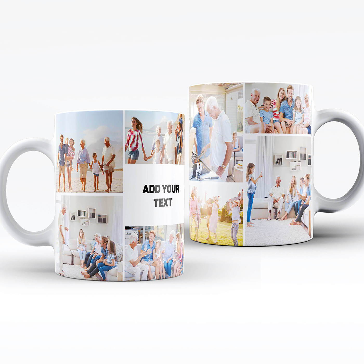 custom photo collage mugs with 45% off