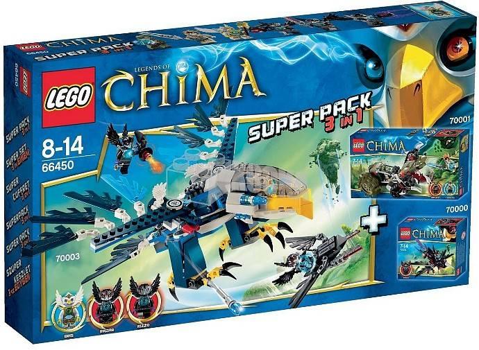 Legends of China LEGO Sets