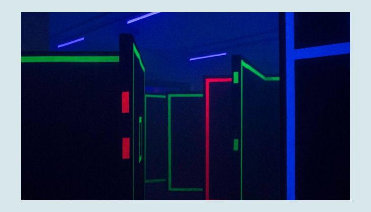 bg lasertag erlebnis gmbh hannover hindernisse