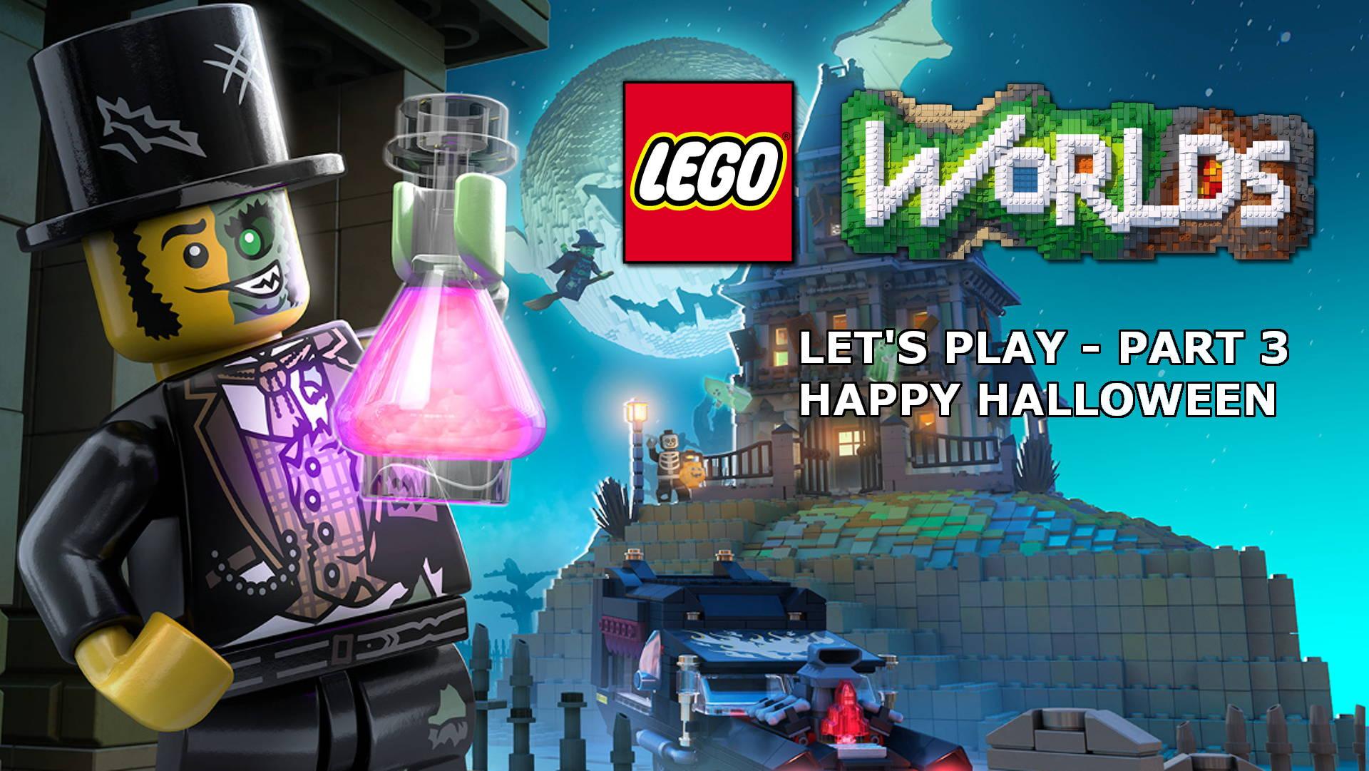 Halloween game Lego