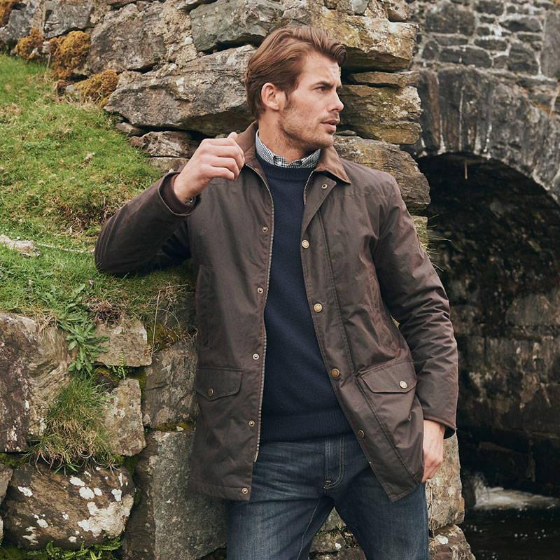 Dubarry Headford Waxed jacket