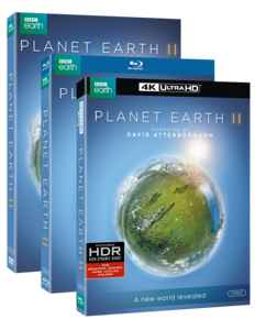 Planet Earth 2 - DVDs