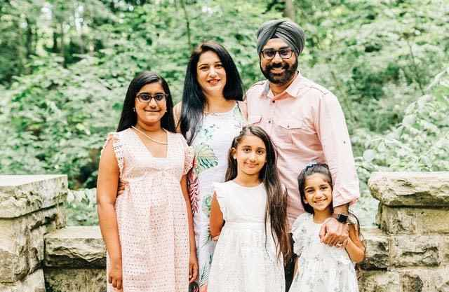 The Singh Family