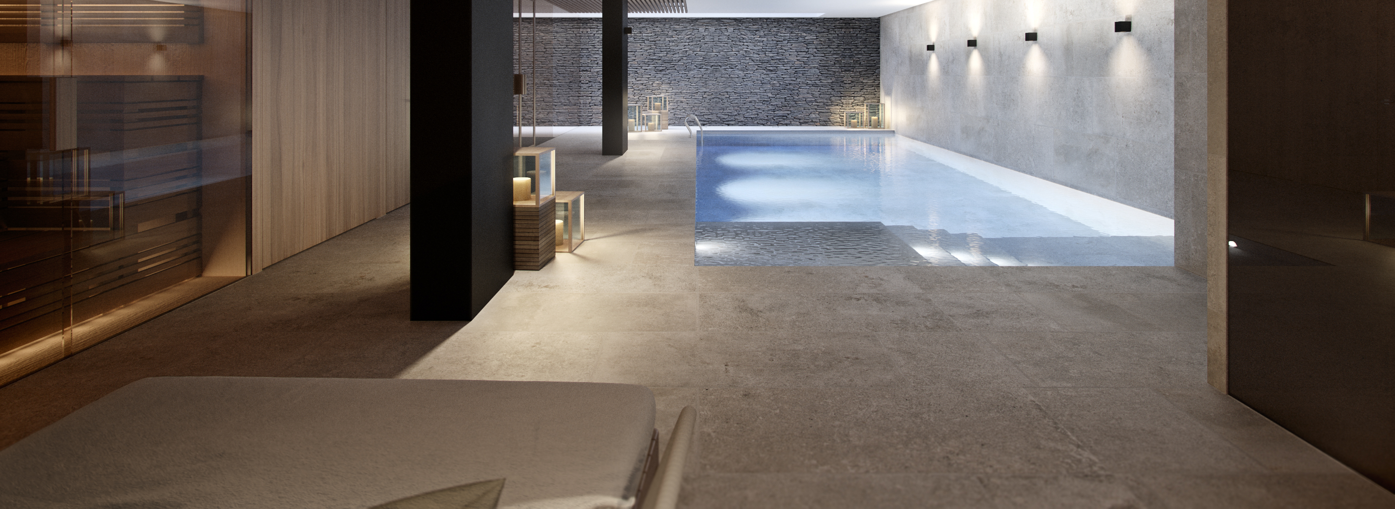 Andorra la Vella - Pool, Spa, Wellness Andorre