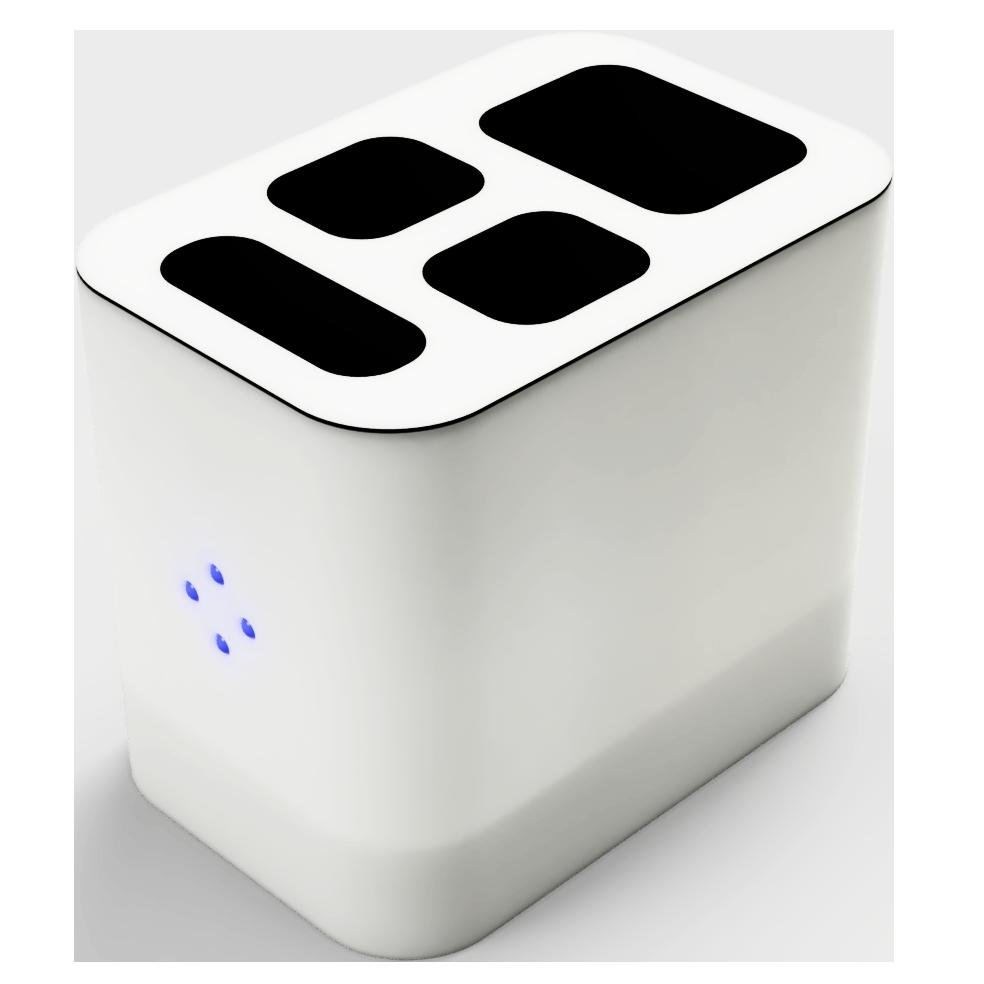 Holder rendering square 2
