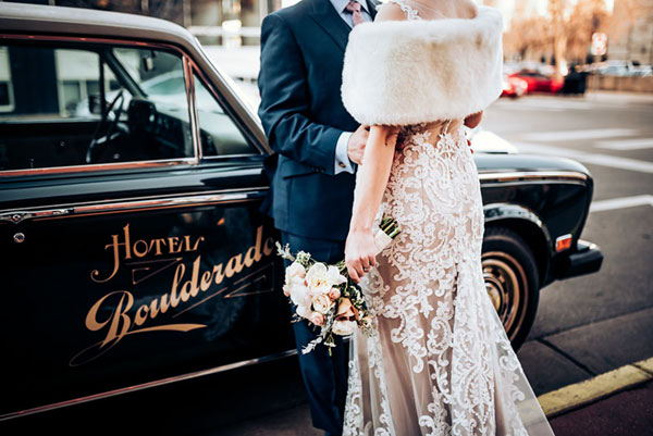 Destination Wedding to Hotel Boulderado