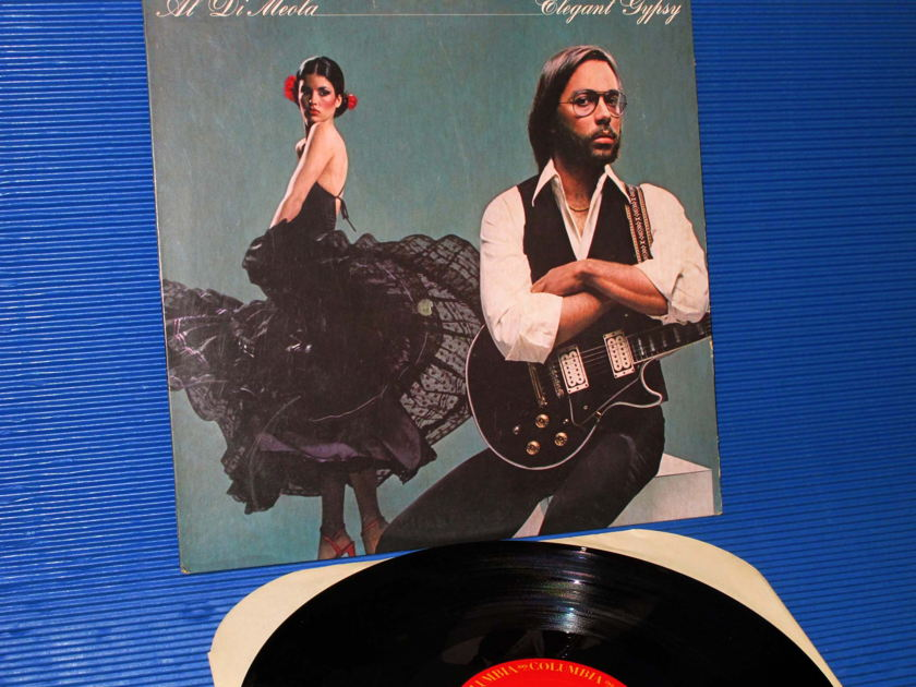 "AL DI MEOLA -  - ""Elegant Gypsy"" -  CBS 1977 Promo 1st pressing"