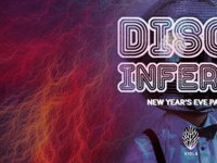 DISCO INFERNO NEW YEAR'S EVE PARTY  image