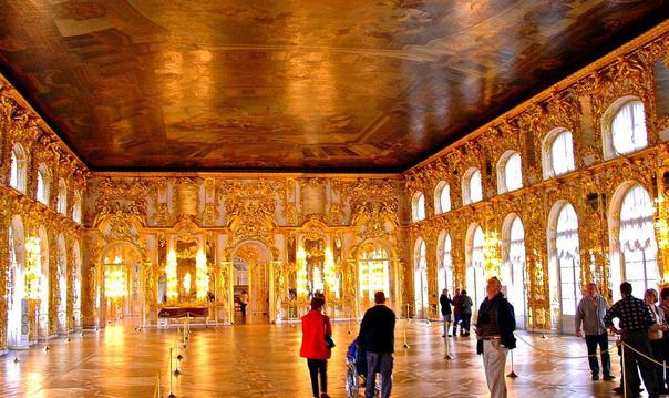Царское село с посещением Екатерининского дворца и Янтарной комнаты