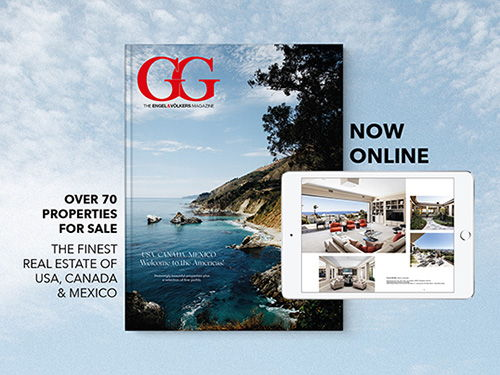 « USA, Canada, Mexico – welcome to the Americas! » - Le nouveau Magazine GG est EN LIGNE !