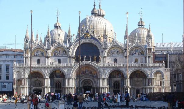 Экскурсия в Собор Сан Марко в Венеции с гидом-историком