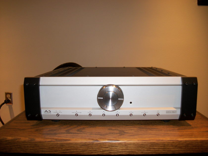MUSICAL FIDELITY / A-5 STAGE TWO PARTS CONNEXION MODIFIED