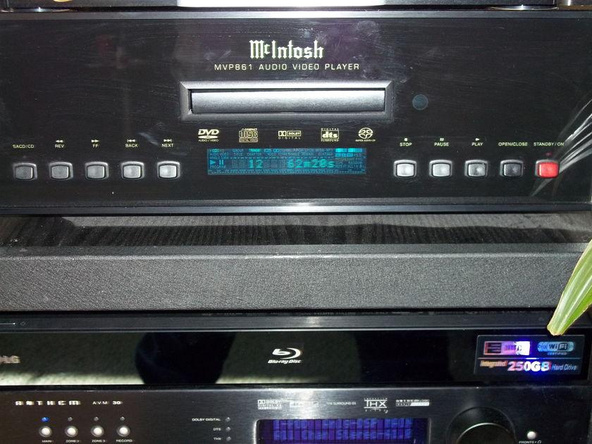 Mcintosh  MVP 861 Universal Disk Player