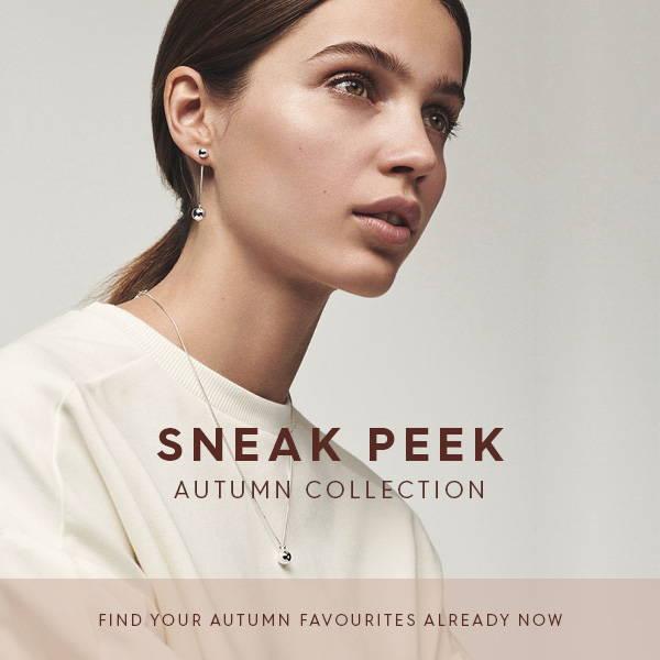 Sneak Peek the new Autumn Collection