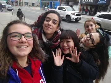 témoigne au pair à Toronto