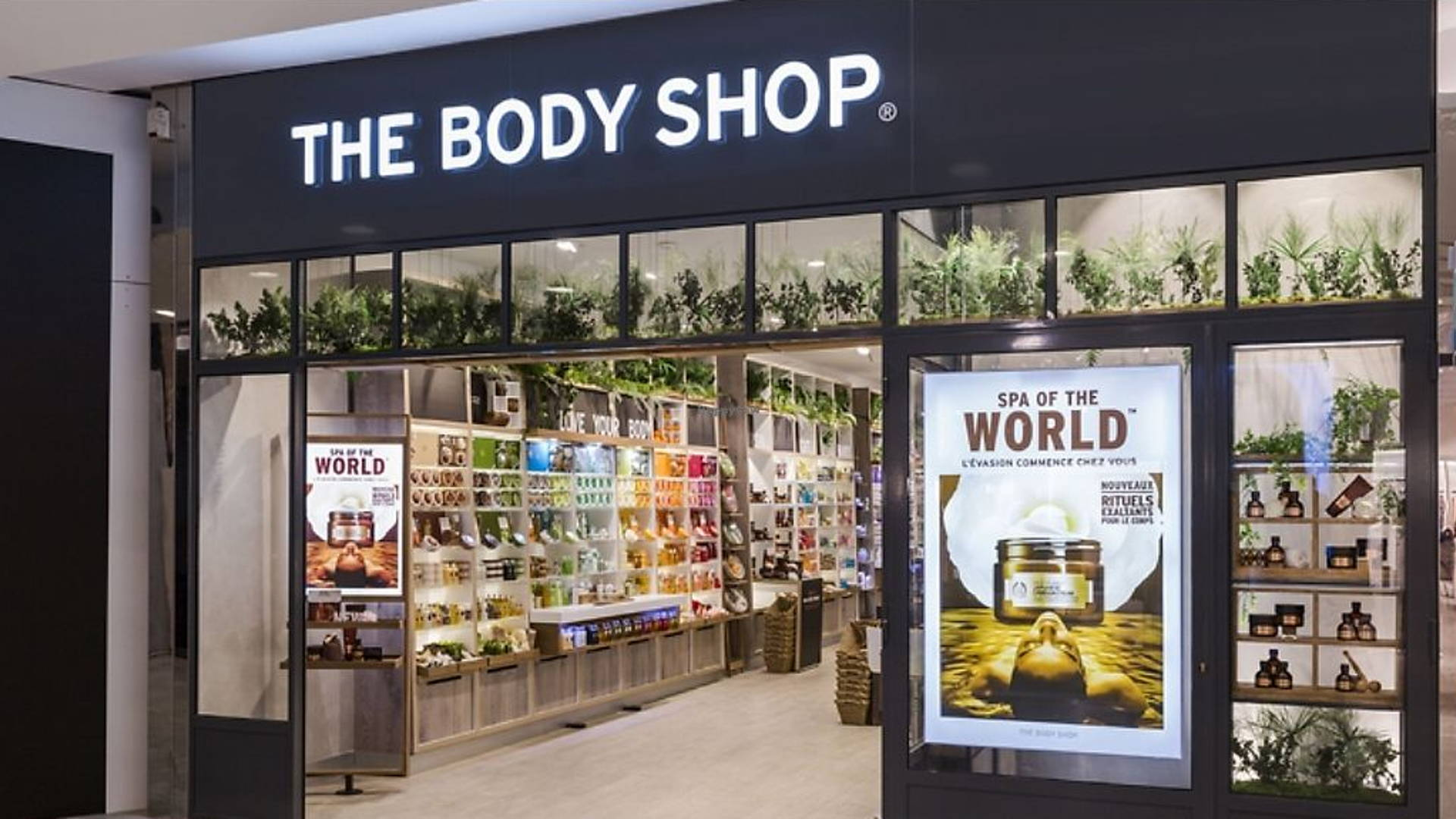 The Body Shop Wants You To Bring Back Your Packaging | Dieline
