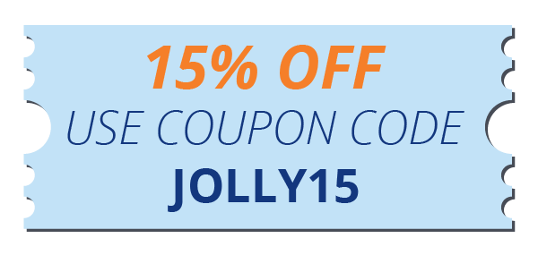 15 percent off coupon