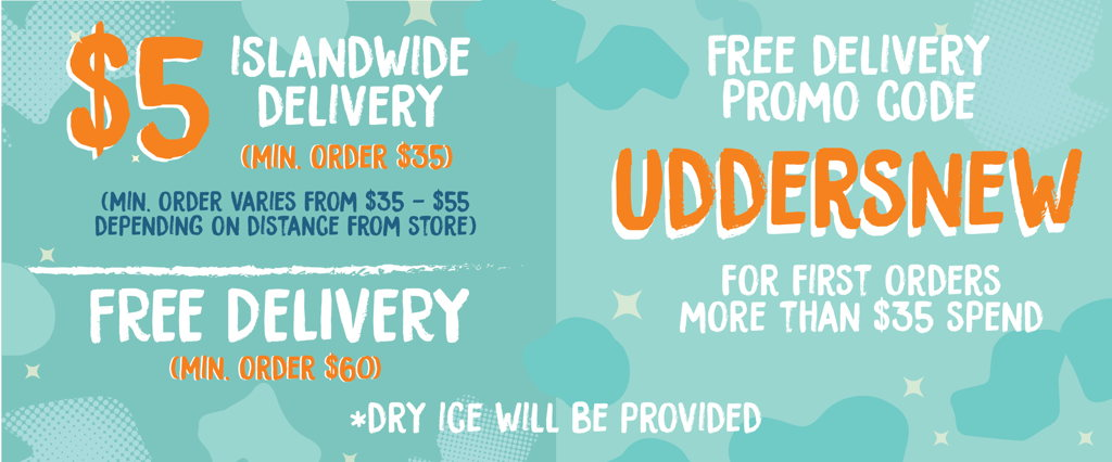 Udders (Ice Cream Cakes - New)