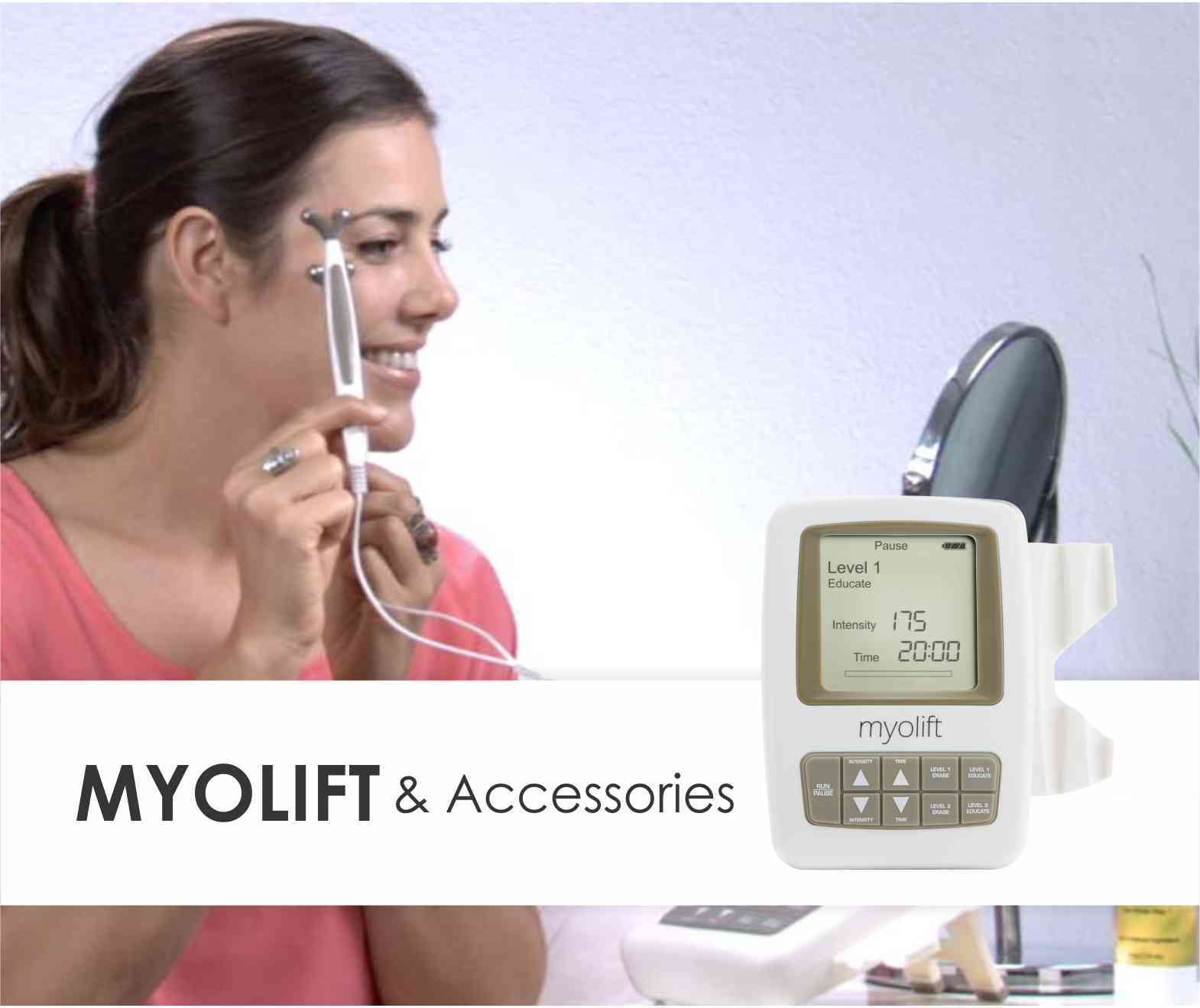 myolift and accessories
