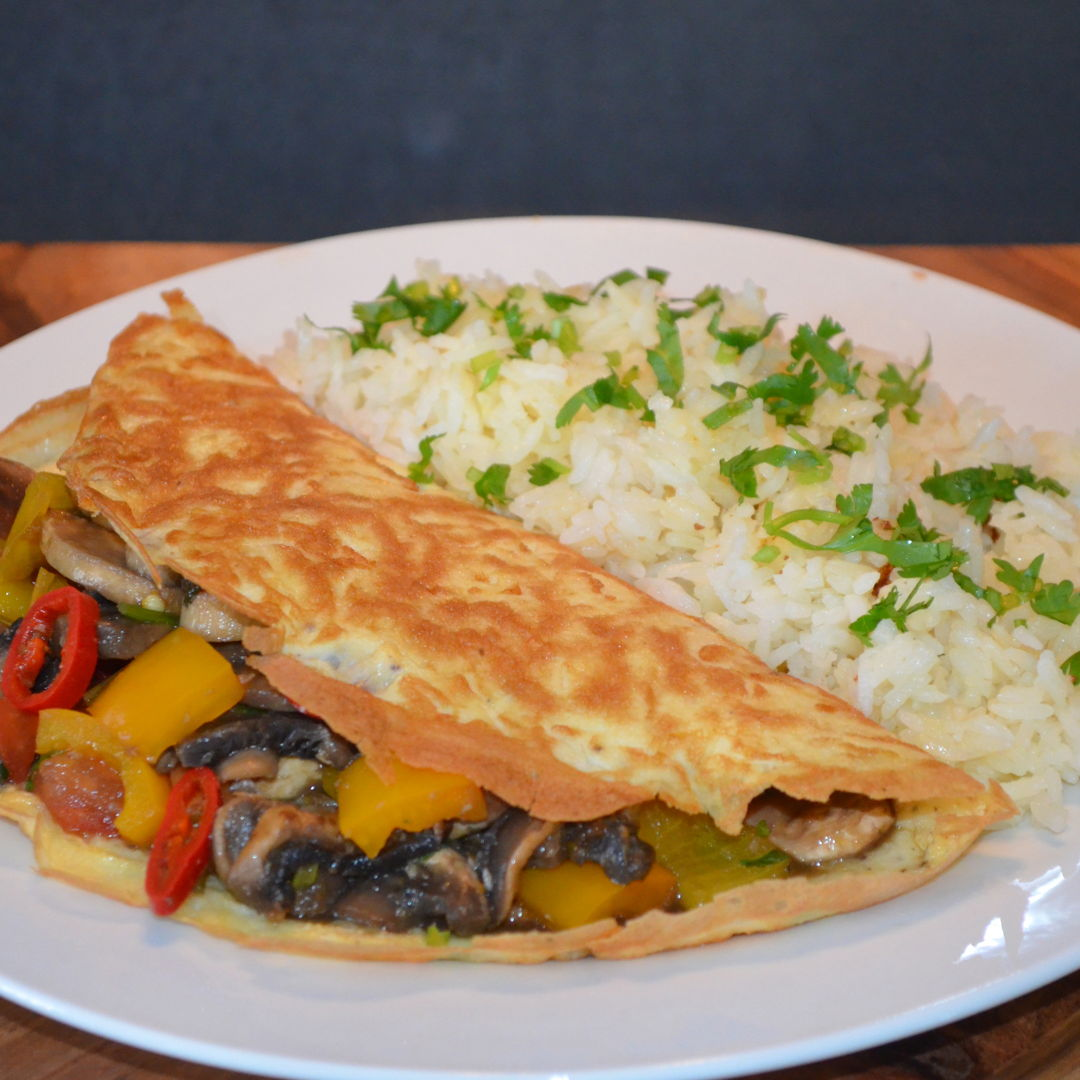 Date: 9 May 2020 (Sat) 119th Main: Chinese Omelette [343] [162.1%] [Score: 9.7] Cuisine: Chinese Dish Type: Main